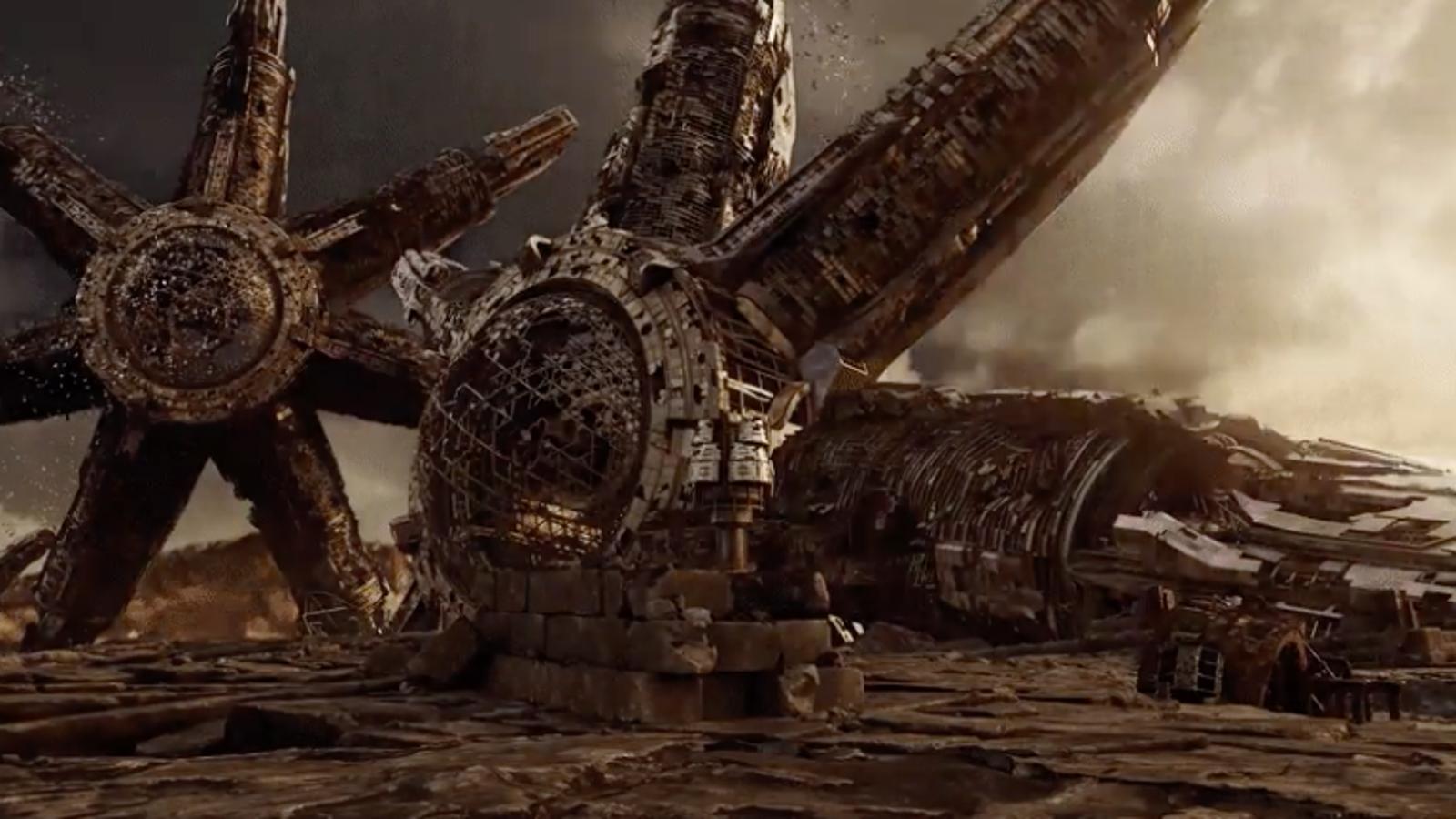 How Weta VFX Helped Bring Avengers: Infinity War to Life