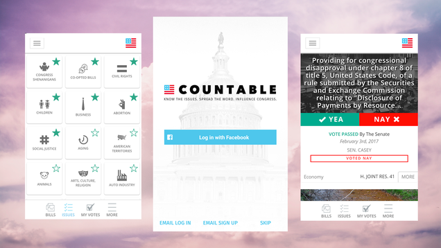 How to Use Countable to Keep Track of What Congress Is Working On