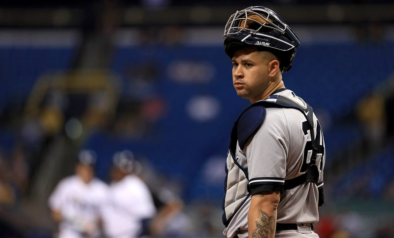 Illustration for article titled It Was A Miserable Night For Gary Sanchez [Update]
