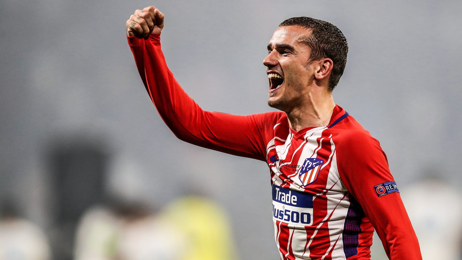 Antoine Griezmann announces his intention to stay with Atlético Madrid in Moronic TV Special