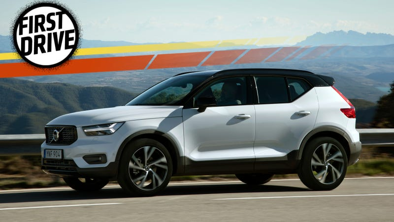 The 2018 Volvo XC40 Is Full Of Genius Little Touches To Make
