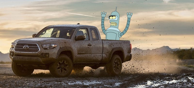 Illustration for article titled Toyota Sounds Serious About Making Robots Instead Of Cars