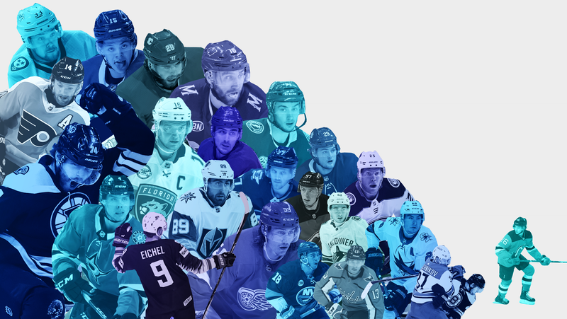 Illustration for article titled 31 Guys, 31 Teams: Your 2019–20 NHL Season Preview