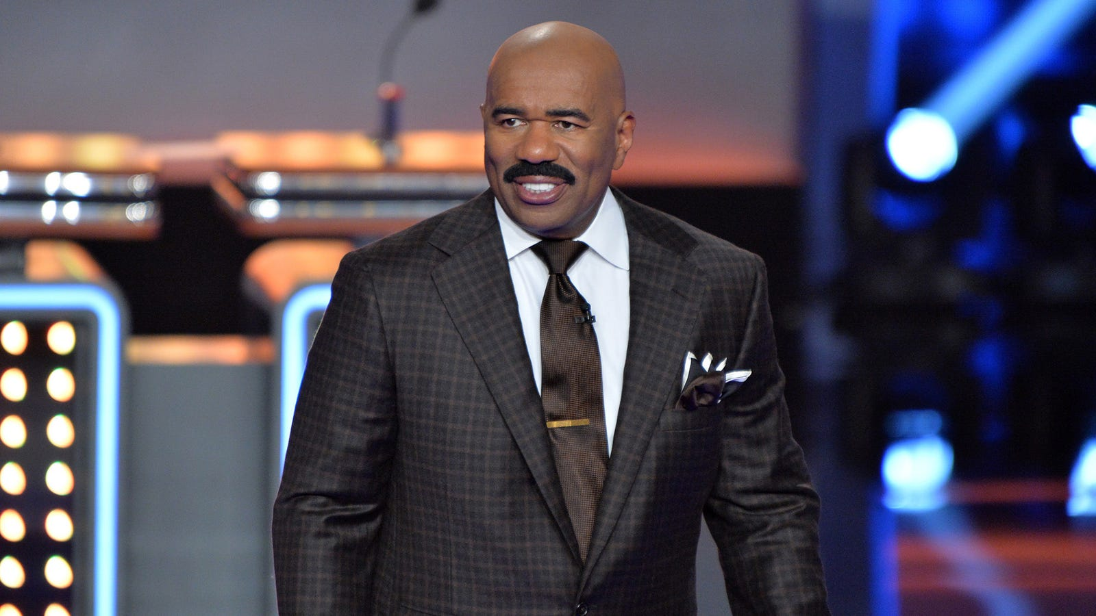 Fed Up: Steve Harvey Is Leaving 'Family Feud' After Yet