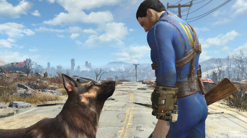 Illustration for article titled Fallout 4's Companions Say Amazing Things To One Another