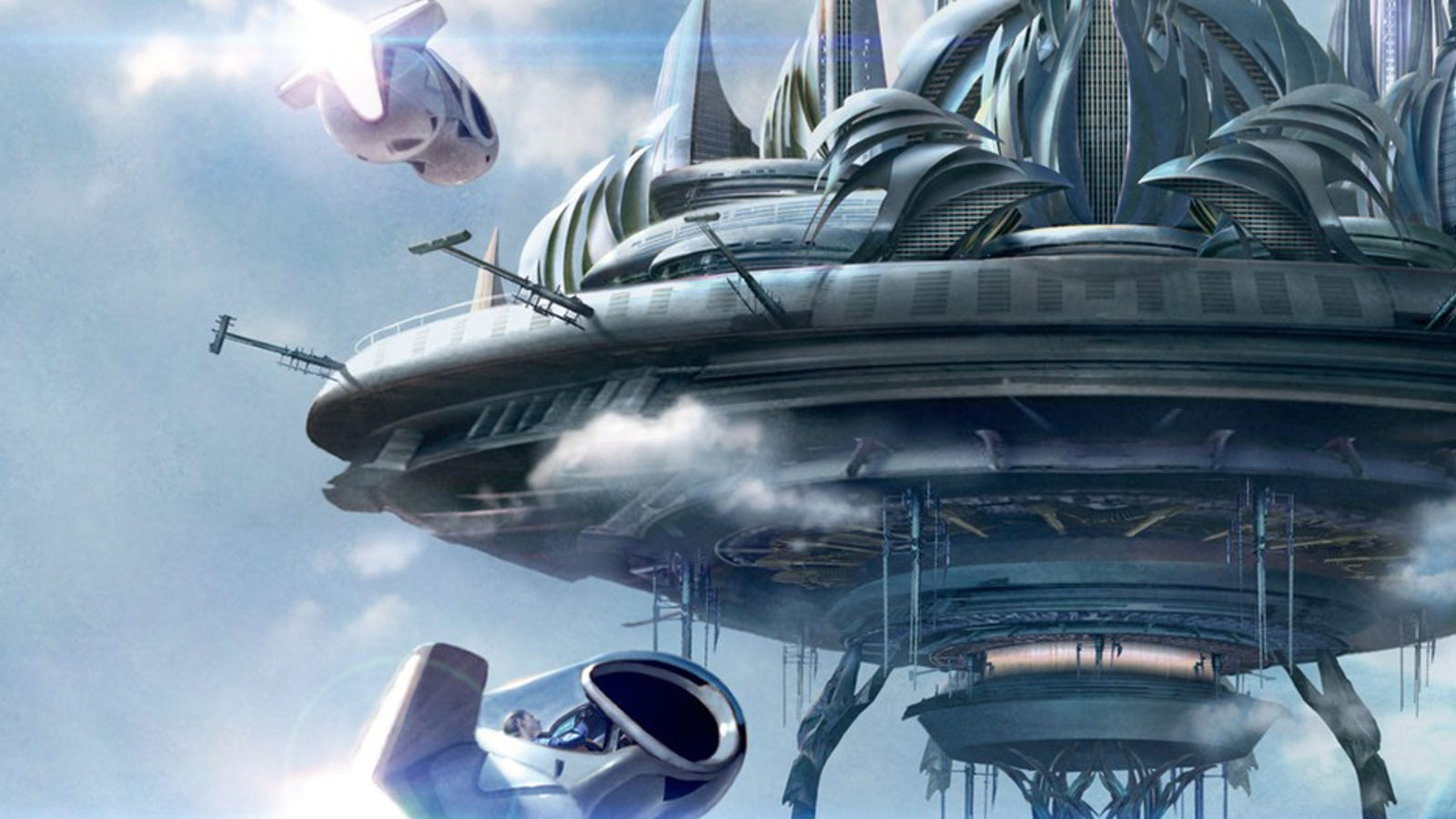 All the Most Thrilling Science Fiction and Fantasy Books Coming This Fall