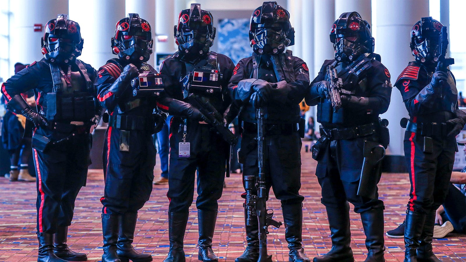 Some Of The Best Star Wars Cosplay For 2019