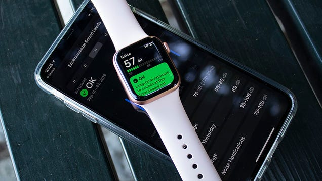 Looks Like the Apple Watch Series 6 Could Sport a Blood Oxygen Sensor