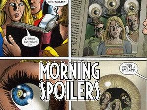 Illustration for article titled Kirk's First Battle! Spider-Man 4 Villain Hints! Deadpool Speaks! Riddick's Odyssey! And Doctor Who's Regeneration!