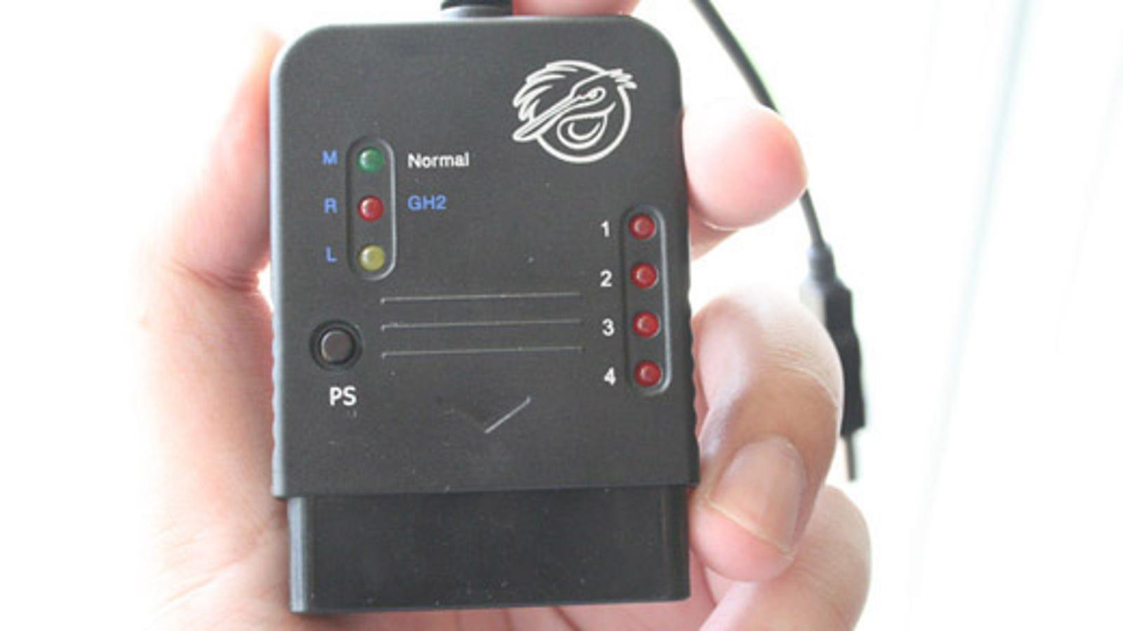 Ps2 Controller An Ps3
