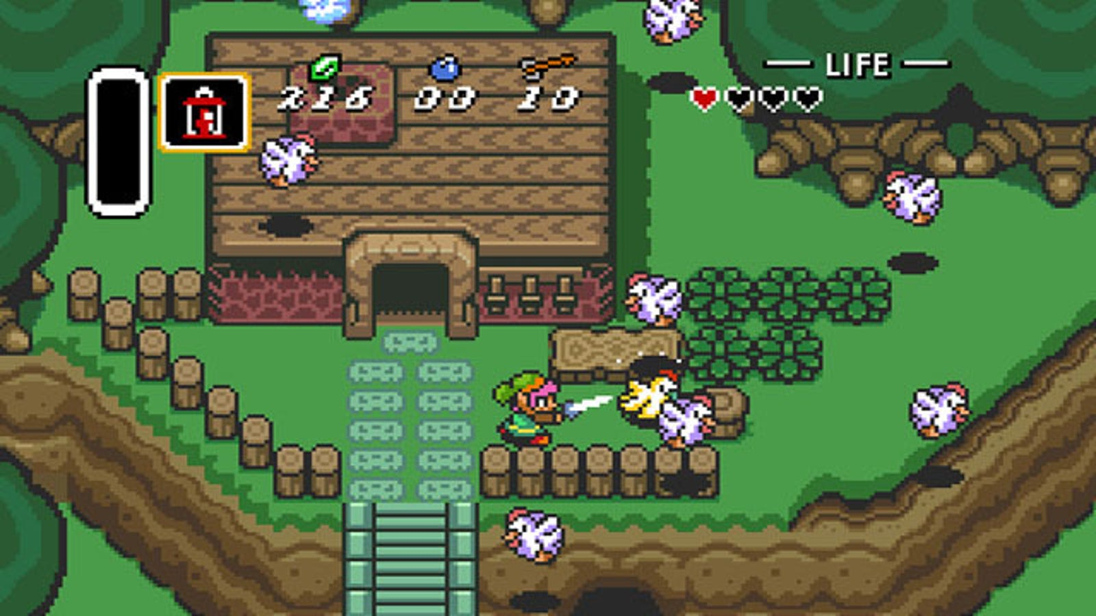 New Link To The Past Mod Lets Two Zelda Players Share Items Online
