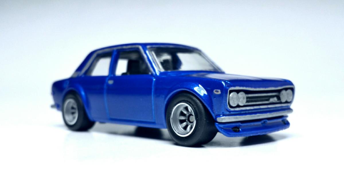 510 Day Custom Datsun 510