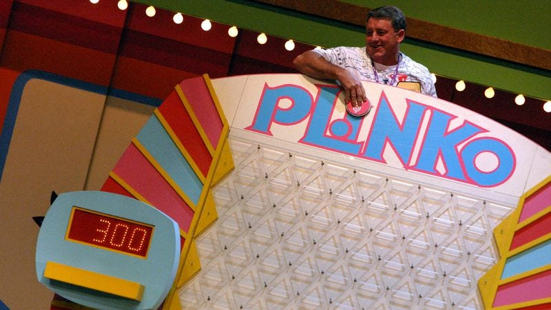 Illustration for article titled Read This: Finally, a foolproof method for winning Plinko
