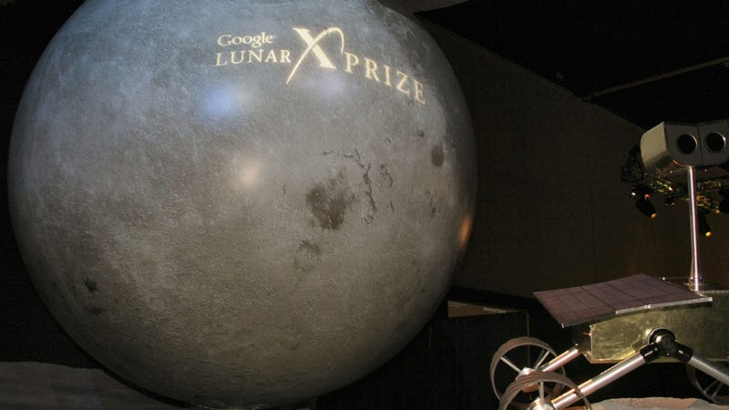 Photo: Google Lunar Xprize
