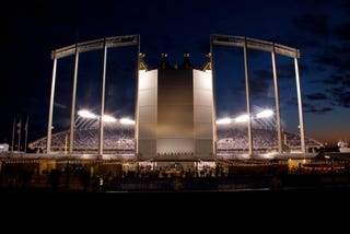 Illustration for article titled Why Your Stadium Sucks: Kauffman Stadium
