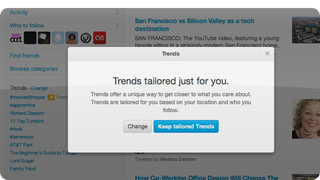 Illustration for article titled New Twitter Feature Shows What's Trending Just Among People You Follow