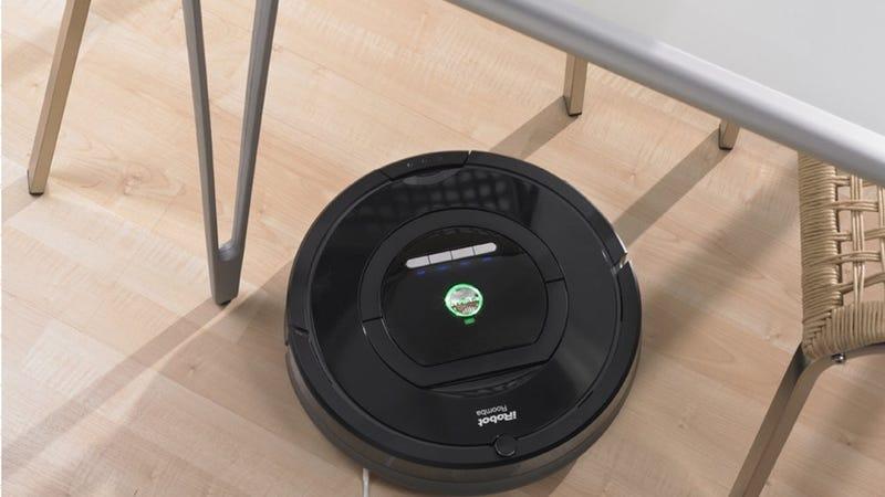 iRobot Roomba 770, $400