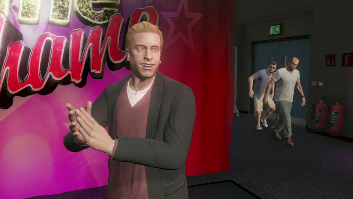 The Real-Life Celebrities Who Appeared In GTA