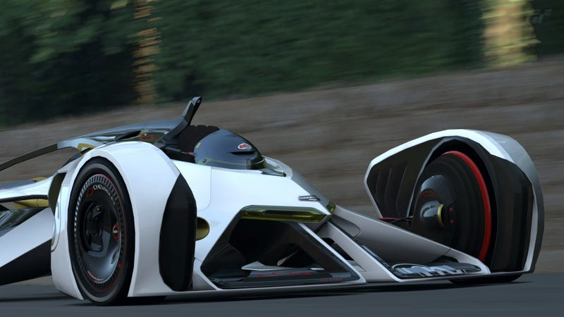 Illustration for article titled Chevrolet Chaparral 2X Vision Gran Turismo