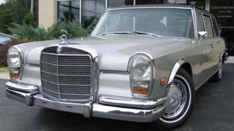 Mercedes 280 Ls Swap