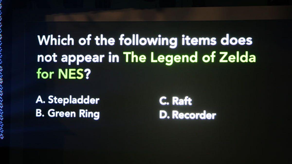 Lets Play Nintendo Trivia Pre E3 Presser Style