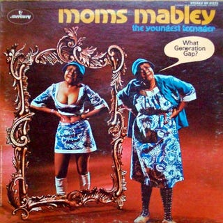 """Illustration for article titled Mom's Mabley"""": The First Female Stand-Up"""