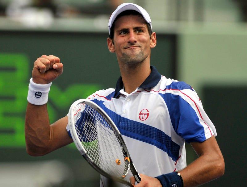 Illustration for article titled Mainstream Media Renames Novak Djokovic To More Consumer Friendly Ned Drucker