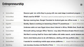 Feedly Updates with 10 New Features to Help Ease Your Google Reader Transition