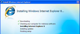Illustration for article titled Internet Explorer 8 Beta 1 Available for Download