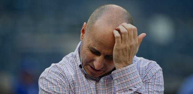 Will The Yankees Get Out Of Their Own Way And Be Sellers?