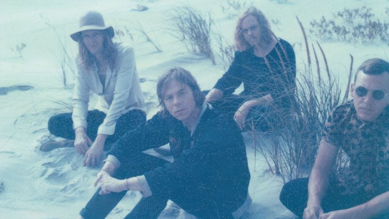 Illustration for article titled Cage The Elephant announces North American tour with Portugal. The Man