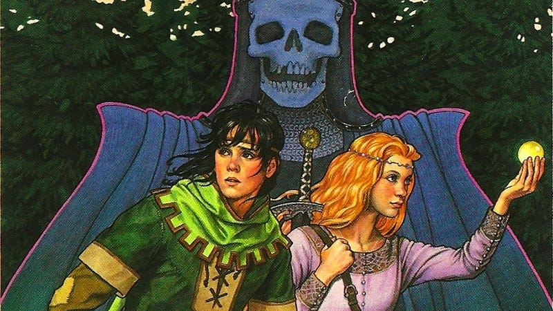 Illustration for article titled Lloyd Alexander's Utterly Brilliant Prydain Books Are Getting a Second Chance as Movies