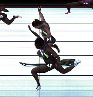 Illustration for article titled Jeneba Tarmoh Withdraws From Olympic 100m Runoff, USA Track & Field Has Giant Mess On Its Hands