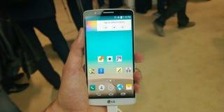 Illustration for article titled LG G3, primeras impresiones: más elegante, más potente, ¿mejor?