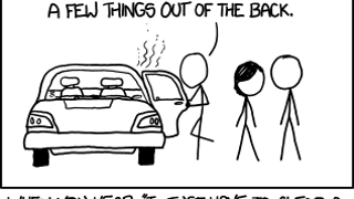 Today's XKCD