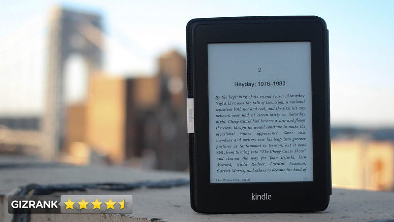 Illustration for article titled Kindle Paperwhite Review: Forget Everything Else, This Is the E-Reader You Want