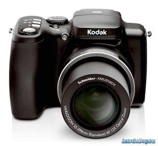 Illustration for article titled Kodak's EasyShare Z1012 IS