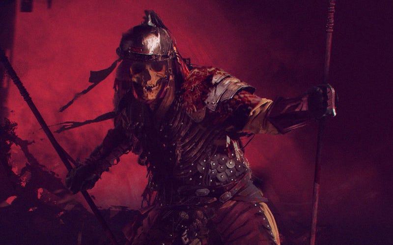Illustration for article titled Skeleton Armies, Still Metal