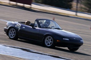 Illustration for article titled Miata: The Answer to Every Question