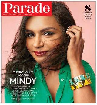 Illustration for article titled Please Don't Ask Mindy Kaling Where Her Confidence Comes From