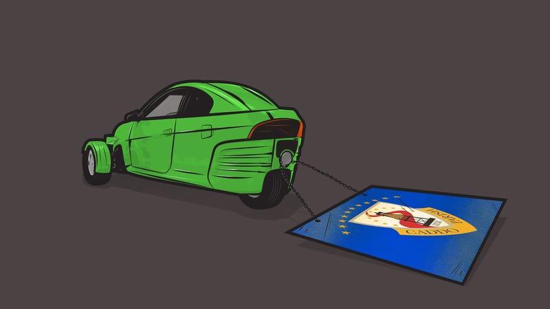 Why this job starved town thinks car startup elio motors for General motors shreveport jobs
