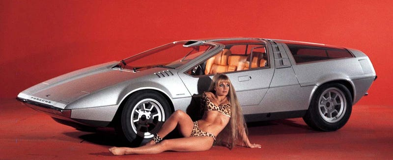 Illustration for article titled Ten Cars For Picking Up '70s Era Raquel Welch
