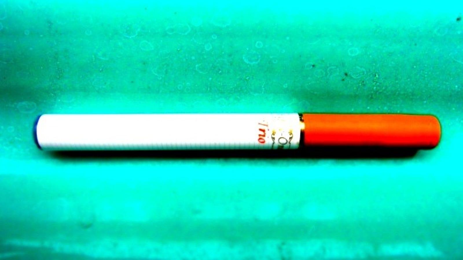 Fifty-One Trio E-Cigarette Lightning Review: All Smoke, No