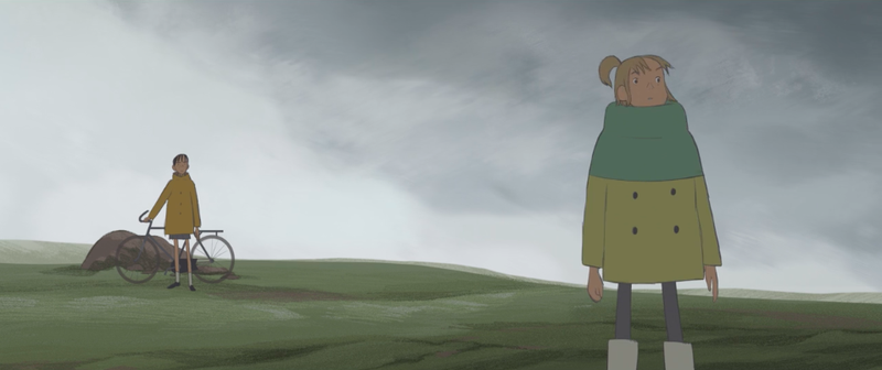 Illustration for article titled You Will Be Haunted By This Animated Short About Two Sisters