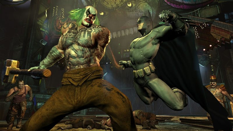 Illustration for article titled More Superheroes Need Arkham City's Superpowered Fist-Fighting