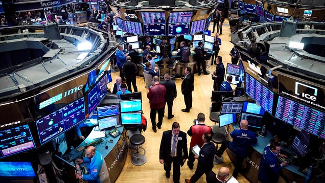 Stock Market Soars After Investors Decide That Would Be Fun Thing To Make Happen Today