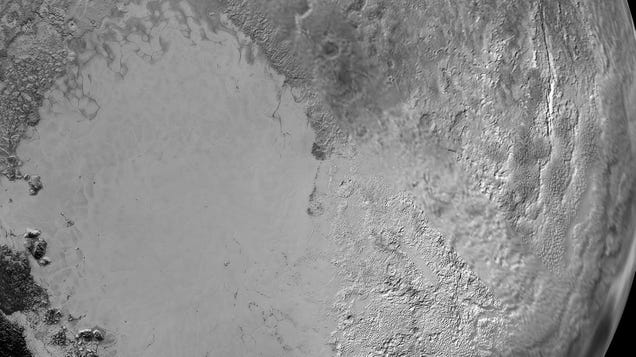 Scientists Think They Know How Pluto s Hidden Ocean Stays Liquid
