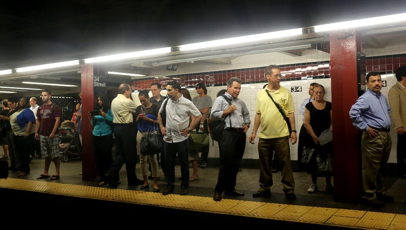 Illustration for article titled MTA Official Too Nervous To Tell Commuters Waiting For Train That Service Shut Down Permanently An Hour Ago