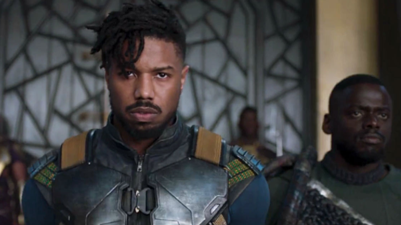 The Internet Has Turned Erik Killmonger Into the Ultimate Anime Fanboy