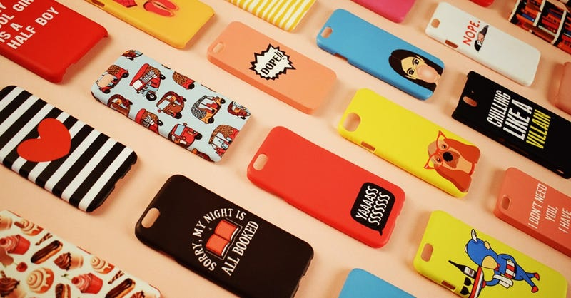 Illustration for article titled Make Your Smart Phone Stylish with Printed Mobile Phone Covers